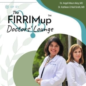 The FIRRIMup Doctor's Lounge Cover Episode 1